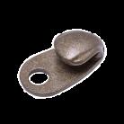 Крючок обувной литьевой 602К (07E0802)