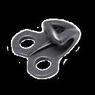 Крючок обувной литьевой 601К (073W400)